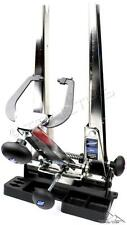 Park Tool TS-2.2 Professional Bike Wheel Truing Stand + Pro Tilting Base Combo