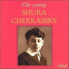 The Young Shura Cherkassky # Mendelssohn Beethoven Rachmaninov+ (Biddulph) CD