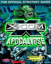 X-COM Apocalypse: The Official Strategy Guide Secrets of the Games Series)