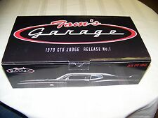 1:18th scale Tom's Garage 1970 GTO Judge #16 of 228
