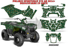 Amr racing decoración Graphic kit ATV Polaris sportsman modelos Digi camo B