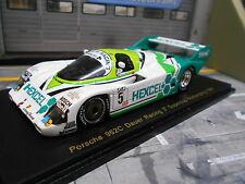 PORSCHE 962C 962 C Dauer Racing Nürburgring 1989 Hexcel limit 1/300 Spark 1:43