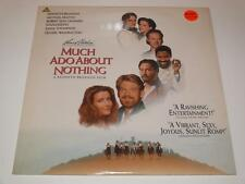 LaserDisc ~ Much Ado About Nothing ~ Single Disc ~ NTSC ~ Columbia Tristar