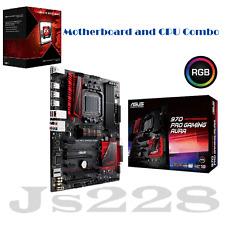 Asus 970 PRO GAMING /AURA Motherboard + AMD FX-8350 Eight-Core CPU Combo set