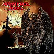 Armoured Angel AOTSO CD Hobbs' Angel Of Death Mortal Sin Renegade Megadeth