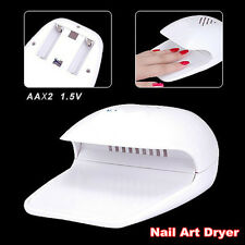 NEW Nail Dryer Fan for Hands and Toe Tips Polish Manicure Pedicure Beauty Salon