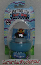 Power Punch Pet Vac Skylanders Trap Team Mini Figur - Special Spring Edition