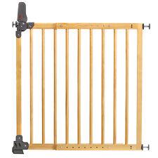 Reer Tür- und Treppenschutz Klemm und Schraubgitter Basic Active-Lock Holz 46221