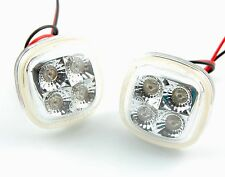 Intermitente lateral LED AUDI a3 8l 96-00 a4 95-00 Crom.