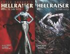 HELLRAISER THE DARK WATCH #1 A & B set (2) CLIVE BARKER BOOM COMIC 1st print lot