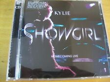 KYLIE MINOGUE SHOWGIRL HOMECOMING LIVE DCD MINT-