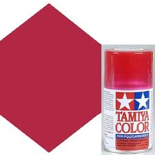 Tamiya PS-37 Translucent Red Polycarbonate Spray Paint Mid-America Naperville