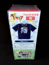 Hetalia Axis Powers T-shirt Lady's M (US S) Size Navy Blue official Movic Soccer