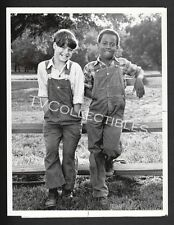 7x9 Press Photo ~ Palmerstown USA ~ 1980 ~ Brian Godfrey Wilson ~ Jermain H John