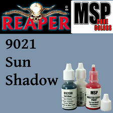 SNOW SHADOW 9021 - MSP 15ml 1/2oz paint pot peinture figurine REAPER MINIATURE