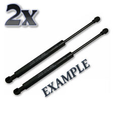 2x Pair Tailgate Boot Gas Spring Struts Lifters Fits AUDI A6 C6 4F 2004-2011