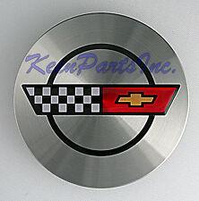 1986 & 1990 C4 Corvette Wheel Center Cap Brand New Restoration Correct for 86&90