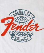 Fender Guitar Corona California T Shirt_ Size Large_ Brand New with tags