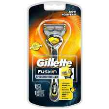 Gillette Fusion ProShield Mens Razor with Blade Refill 1 ea (Pack of 2)