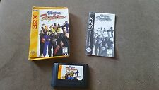 Virtua Fighter Sega Genesis 32X Video Game Complete CIB Fighting Tested