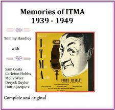 Memories of ITMA - Original Archive Recordings - Tommy Handley 1939 -49