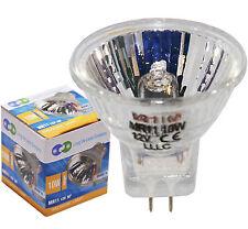 8 MR11 10w Halogen Light Bulbs Lamp 12v £5.00 delivered