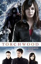 Torchwood: Into the Silence by Sarah Pinborough (2009, Hardcover)