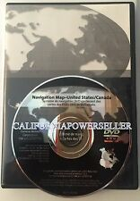 07 08 09 10 Cadillac Escalade GPS Navigation DVD Map Disc OEM 2012 Update v 10.3
