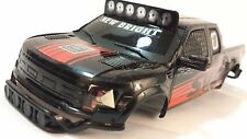 Ford Raptor SVT Mini Crawler Body Scale RC Truck Micro Ford Trophy Truck Black