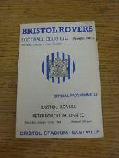 12/11/1960 Bristol Rovers v Plymouth Argyle (arrugada, cambios de equipo). este artículo