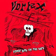 VORTEX first bite of the Bats CD (o286) 80s METAL - 162453