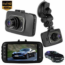 "Grabadora DVR Cámara de Video 2.7""1080P HD HDMI para Coche Vigilancia GS8000L"
