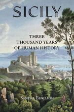 Sicily: Three Thousand Years of Human History, Benjamin, Sandra, Acceptable Book