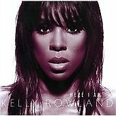 Kelly Rowland - Here I Am (cd 2011)