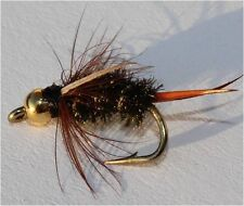BH Prince Nymph Assortment; 1 Dozen Trout Fishing Flies