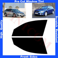 Pre Cut Window Tint Mazda 6  5 Doors Estate 2008-2012 Front Sides Any Shade