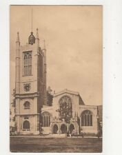 St Margarets Church Westminster London Vintage Postcard 547a