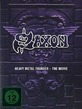SAXON - HEAVY METAL THUNDER - THE MOVIE - 2 DVD - NEU!!