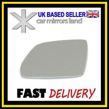 Left Passenger Wing Car Mirror Glass Replacement CONVEX VW POLO 2005-2008
