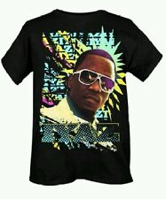 IYAZ PHOTO COLORFUL FACE ART MUSIC BLACK SMALL SM TEE TOP T-SHIRT T SHIRT NEW