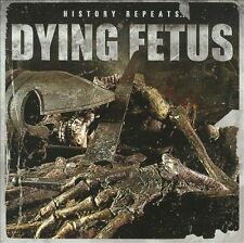 Dying Fetus-History Repeats...  CD / EP NEW