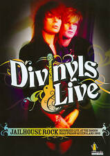 Divinyls-Divinyls - Live: Jailhouse Rock DVD NEW