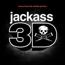 1 CENT CD Jackass 3D OST weezer / smut peddlers / karen o