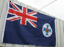 Big 1.5 Metre Queensland State Large New Flag 3x5ft Australia QLD Australian