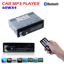 Car Audio USB MP3 Bluetooth Radio Player Card Machine Replace Car DVD W/Remote