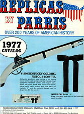 1977 ADVERT 4 PG COLOR Replicas By Parris Toy Guns Cork Civil War Musket Pistol