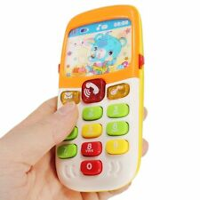 Musical Phone Mobile Learning Sound Music Toy For Toddlers Children Kids Gift