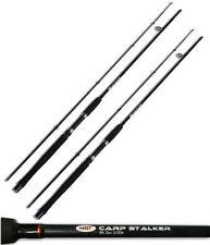 2 x CARP STALKER RODS 8ft, 2pc Carp Stalking Rod Carp PIKE Fishing