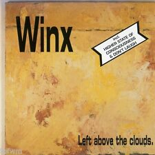 WINX-left above the Clouds-CD ALBUM-TECHNO acid house'96