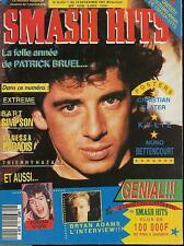 SMASH HITS 12 (23/12/91) BRUEL BRYAN ADAMS NKOTB